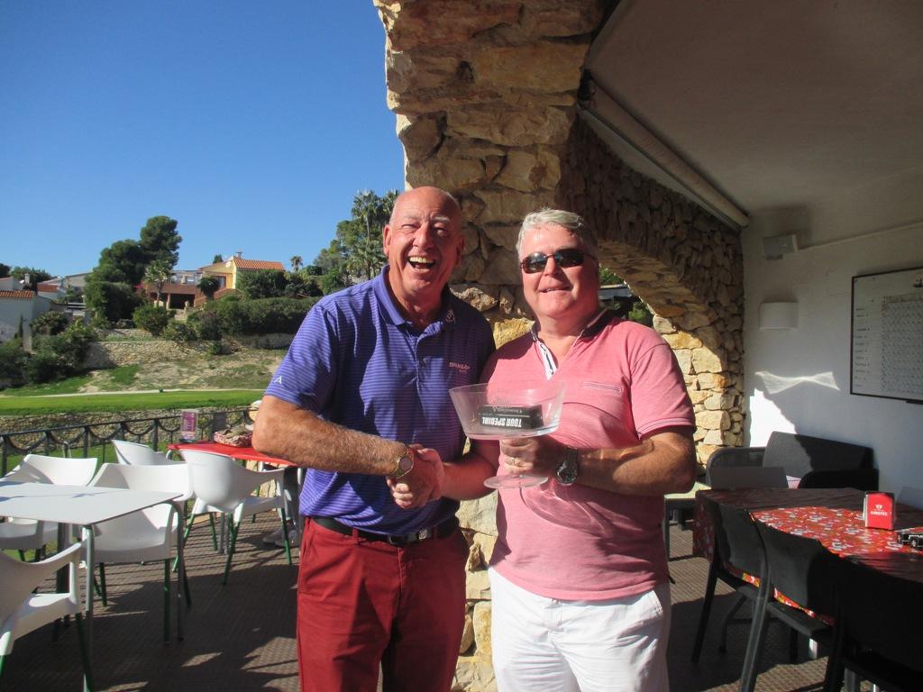 Ganador Tony Rimnmer Cup